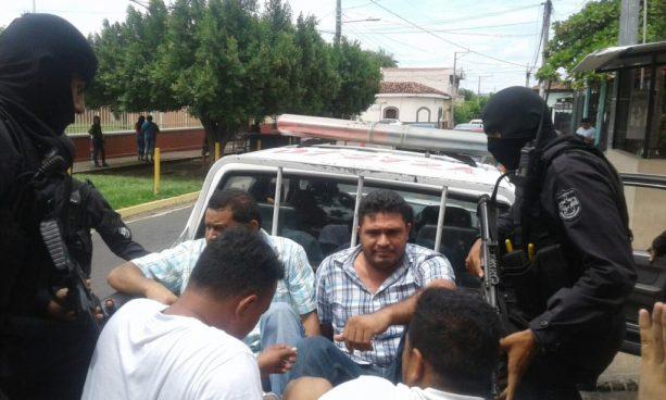 Inicia la audiencia contra alcalde de Pasaquina acusado de narcotráfico