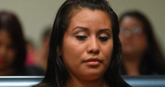 """Fiscalía sobre Evelyn Hernández: """"No hay elementos para considerarla víctima"""""""