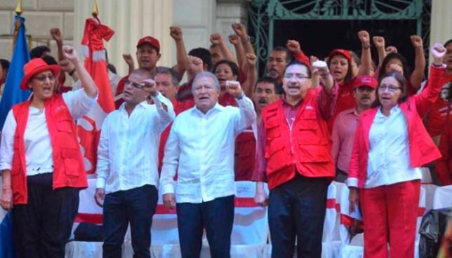 El FMLN es el gran perdedor tras las elecciones 2018