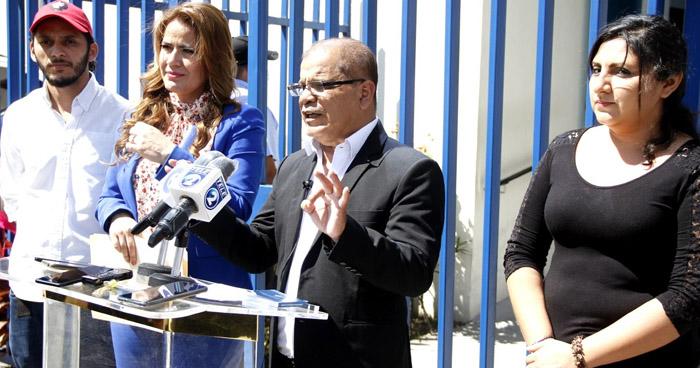 FMLN pone aviso ante la Fiscalía para que investigue a funcionarios de Gobierno