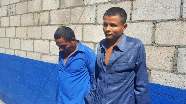 Capturan en Usulután a pandilleros por intento de homicidio