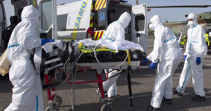 Francia registra nueva cifra récord de muertos por COVID-19