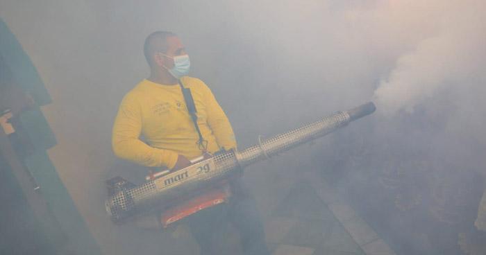 Inician mega jornada de abatización y fumigación a nivel nacional