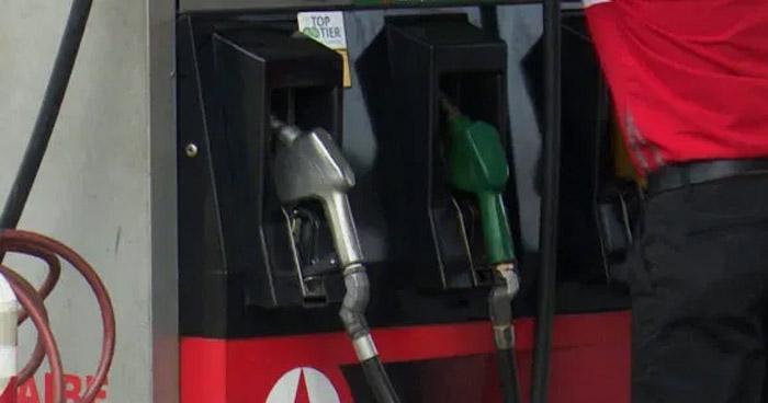 Precios de los combustibles aumentaran hasta $0.06 a partir de mañana