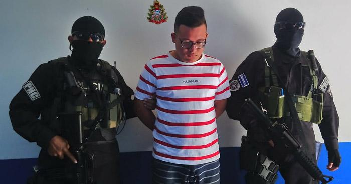 Capturan a gatillero en control vehicular en Aguilares