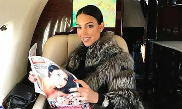 "Georgina Rodríguez, novia de Cristiano Ronaldo, es acusada de ""crueldad animal"""