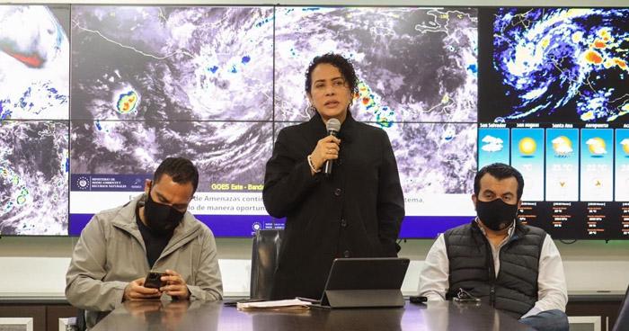 Más de 700 evacuados a nivel nacional por Iota