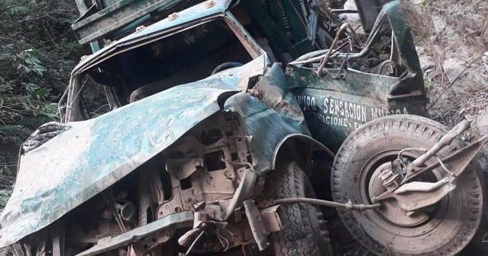 Diez integrantes de un grupo musical mueren calcinados en una camioneta en México