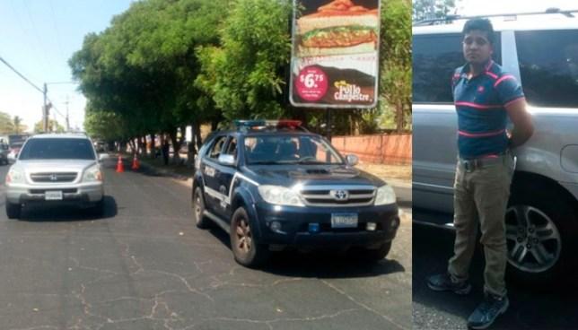 UTEP captura a guatemalteco que transportaba 6 kilos de marihuana en San Miguel