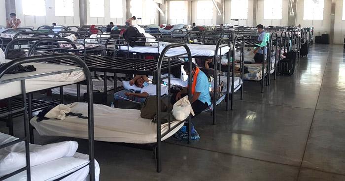 Sala admite Habeas Corpus a favor de 56 de personas en cuarentena