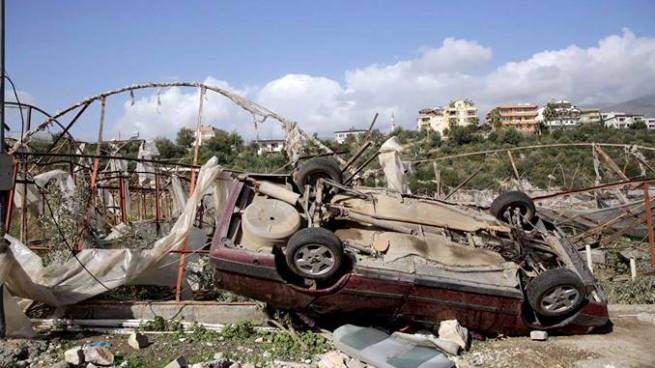 Más de 30 personas heridas tras un tornado en la provincia de Antalya, Turquía