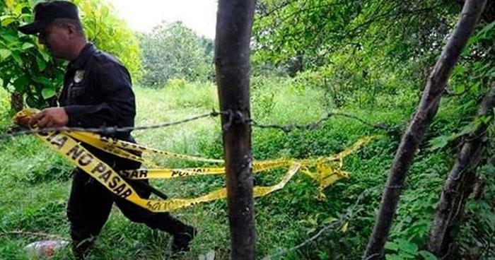 Pandilleros asesinaron a un hombre cuando regaba una parcela en Ciudad Arce