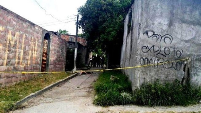 Asesinan a mujer cerca del punto de meta de la ruta 41-B en Soyapango