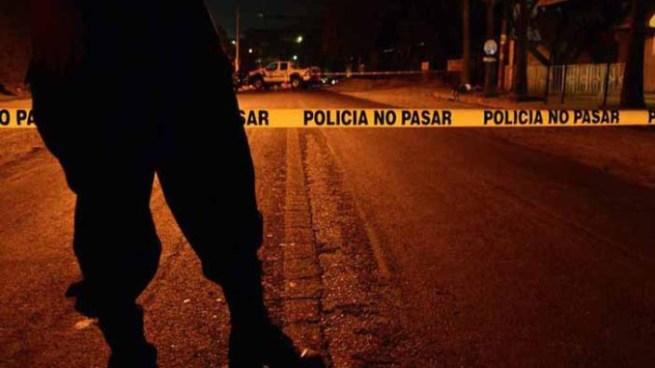 Delincuentes degollaron a un hombre en Santa Ana