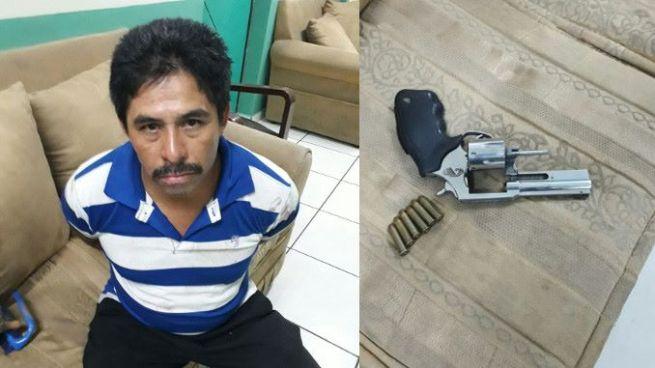 Detienen a hombre que mató a su amante en una casa de huéspedes en San Salvador