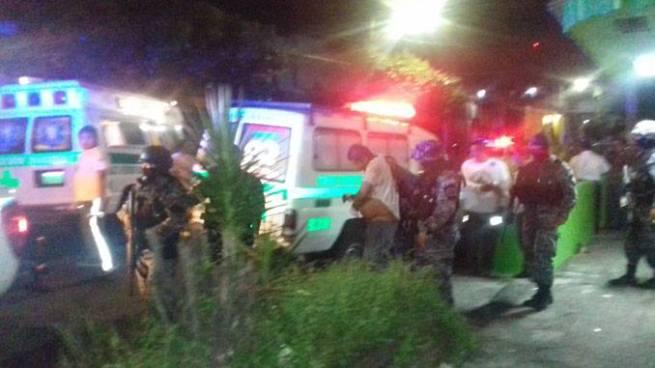 Hombre armado ocasionó balacera en una casa de huéspedes del centro de San Salvador