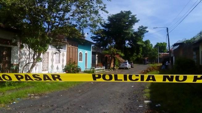 Delincuentes asesinan a balazos a un hombre en San Miguel