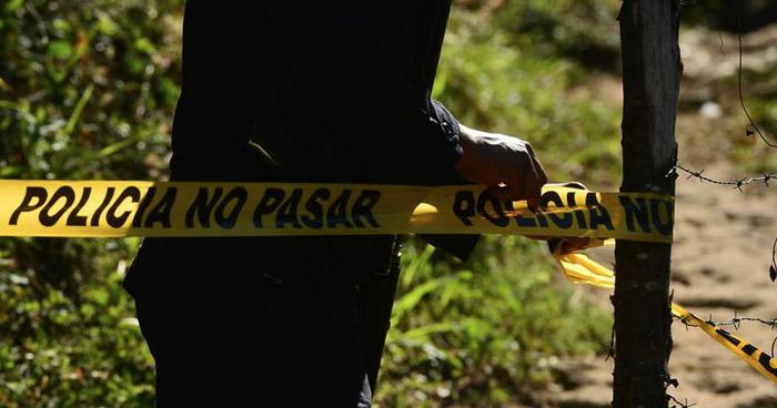 Acribillan a balazos a un hombre en una cancha de La Palma, Chalatenango