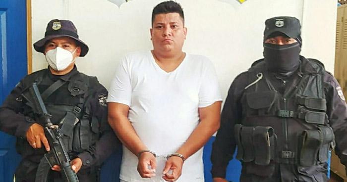 Capturan a sujeto reclamado por homicidio en Ciudad Arce, La Libertad