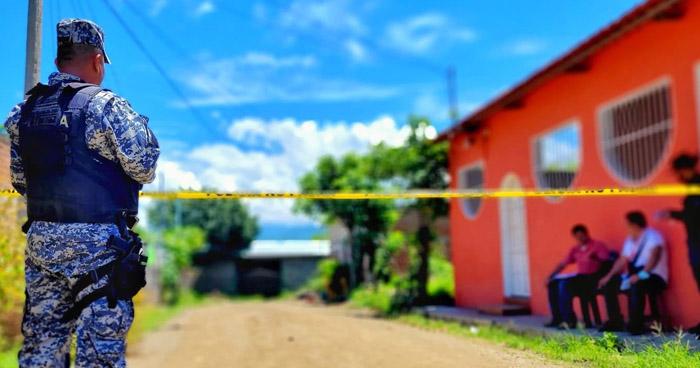 Asesinan a un hombre cuando se dirigía a trabajar en Metapán, Santa Ana