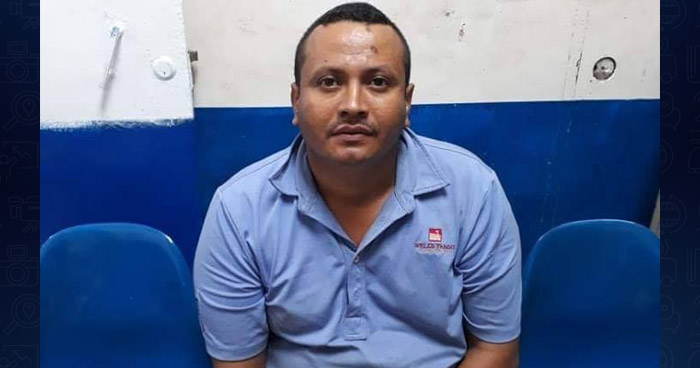 Detienen a hondureño buscado por homicidio desde el 2016