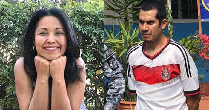 Aprueban medios probatorios contra Denys Suárez acusado de asesinar a golpes a su pareja, una doctora de Santa Ana