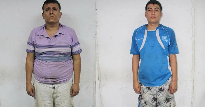 Capturan a dos sujetos que eran buscados por cometer 9 y 10 homicidios, en la Costa del Sol