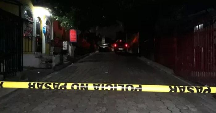 Doble homicidio en la colonia 10 de septiembre en San Salvador