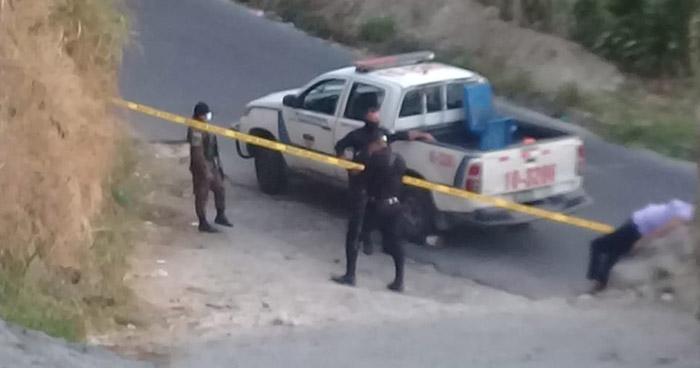 Asesinan a empleada de Centros Penales en Cuscatlán
