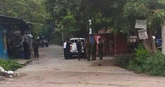 Joven pandillero asesinó a un hombre en carretera antigua a Ahuachapán