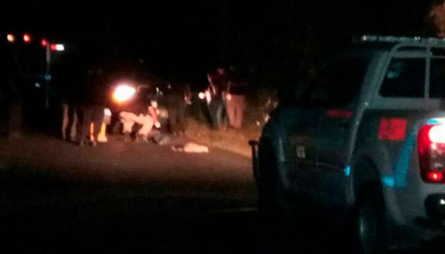 Al menos 15 impactos de bala recibió un hombre esta madrugada en Apopa
