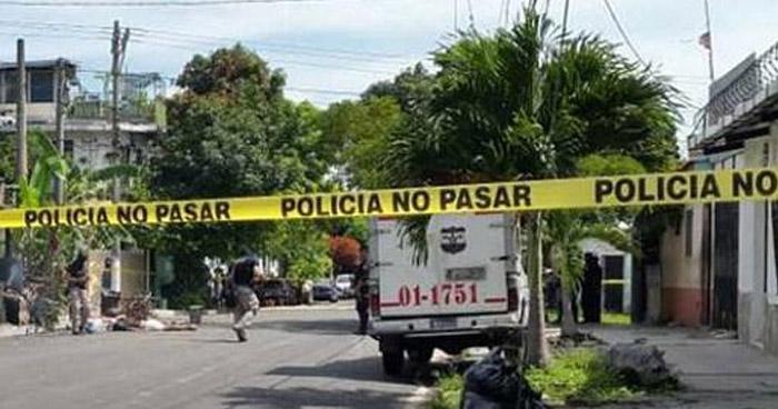 Asesinan al propietario de una imprenta situada en el centro de San Salvador