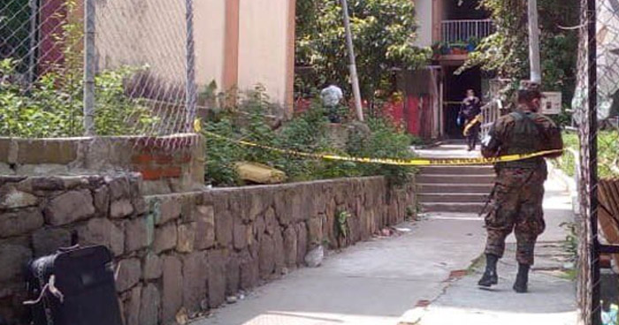 Asesinan a un hombre en Barrio Lourdes de San Salvador