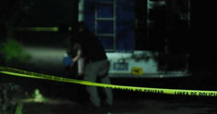 Hombre muere tras ser atacado a balazos en Candelaria de la Frontera, Santa Ana