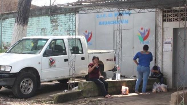 Asesinan a interno del centro de readaptación de menores de Ahuachapán