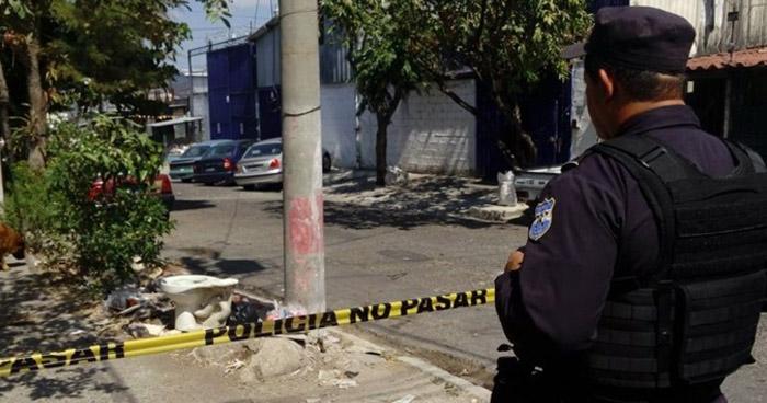 Vinculado a una pandilla es asesinado en Chalchuapa