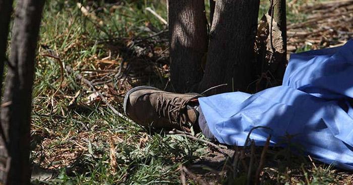Pandilleros asesinan a un hombre en zona rural de Olocuilta