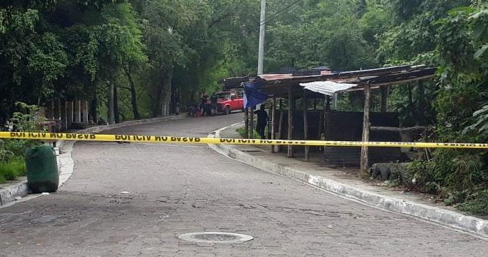 Pandilleros asesinaron a un joven en Ciudad Delgado