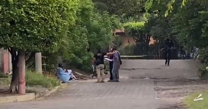 Asesinan a un joven en colonia de San Miguel