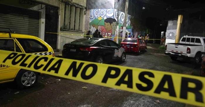 Pandillero fue asesinado en comunidad Colfer de San Salvador