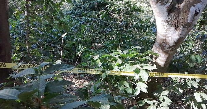 Pandilleros asesinan a un hombre en zona rural de Comasagua