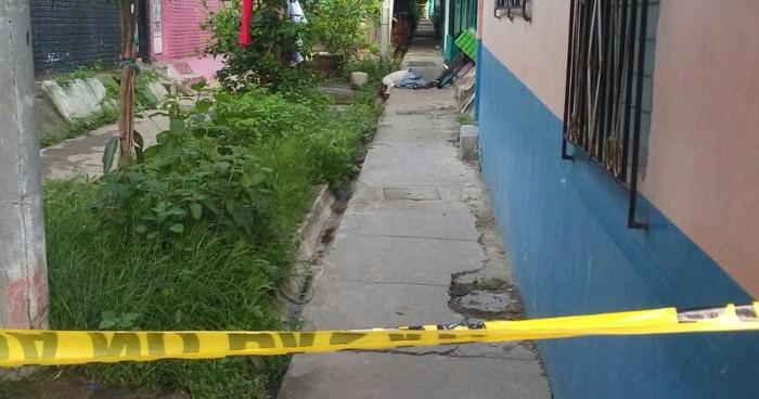 Pandilleros asesinaron a un hombre cuando repartía productos en Soyapango
