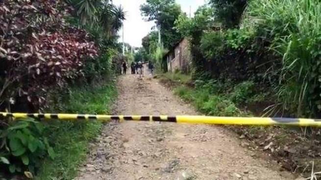 Delincuentes asesinan a un hombre en Tacuba, Ahuachapán