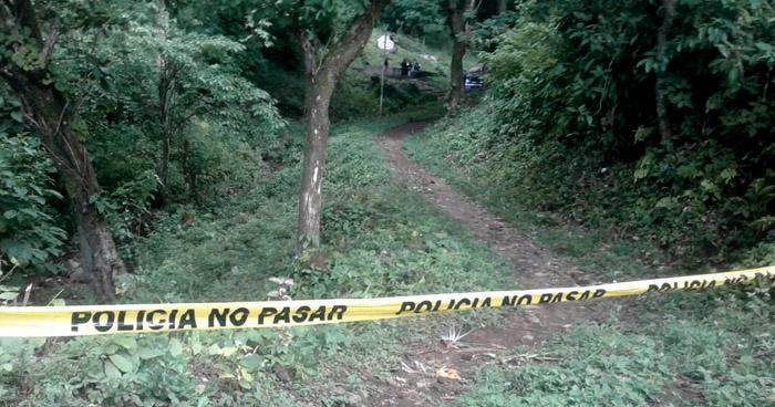 Pandillero asesinado en El Congo, Santa Ana