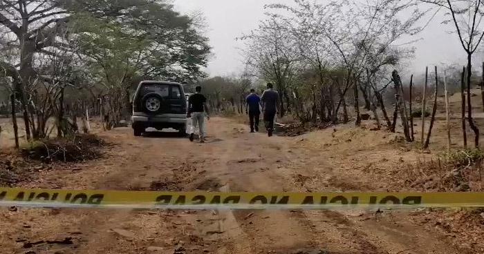 Asesinan a un hombre en El Divisadero, Morazán
