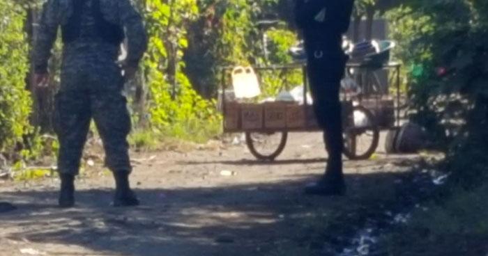 Matan a un hombre cuando vendía productos en una colonia de Usulután