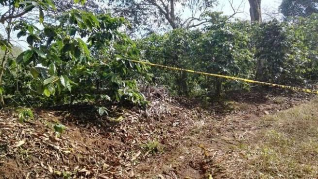 Asesinan de disparos en la cabeza a un hombre en Tecoluca, San Vicente