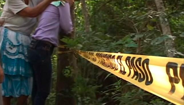 Criminales asesinan a balazos a un hombre en una Finca de San Sebastián Salitrillo, Santa Ana