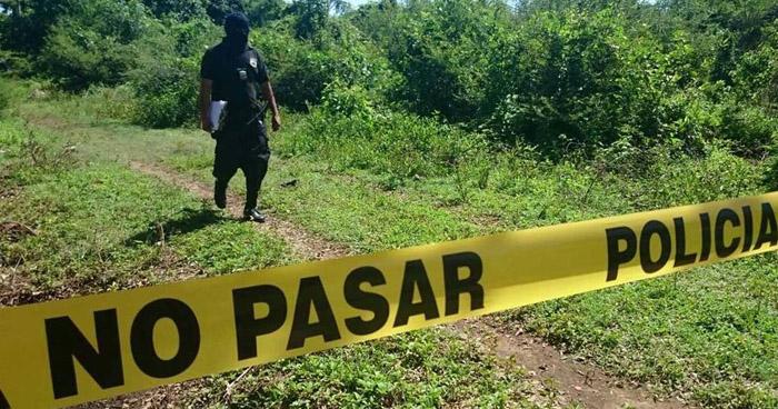 Encuentran muerto a un joven al interior de la finca Santo Tomas en La Libertad