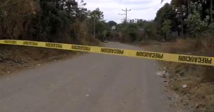 Acribillan a un hombre en colonia Guatemala de San Miguel